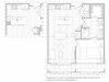 Floor Plan 6 | Studio Apartment In Dallas | Hanover Midtown Park
