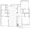 J 3 Bedroom / 2 Bath