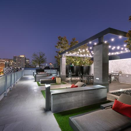 rooftop lounge and grills
