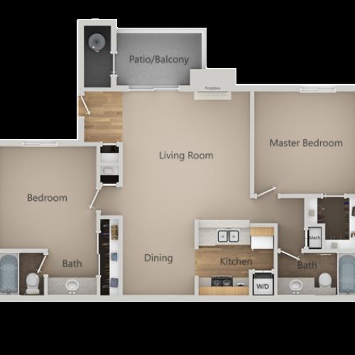 Chesapeake Commons Apartments