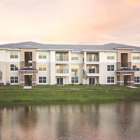 The Reserve at Vero Beach, exterior, buildings with water view, balconies