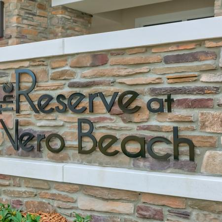The Reserve at Vero Beach, exterior, property sign