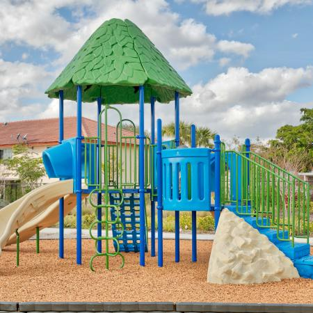 The Reserve at Coral Springs, exterior, playground set
