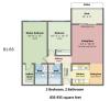 B1-B3 Floorplan