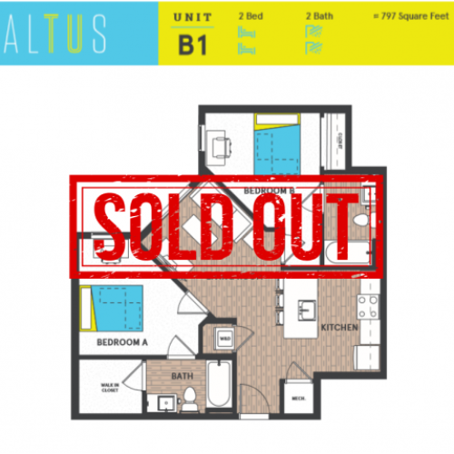 B! Sold Out