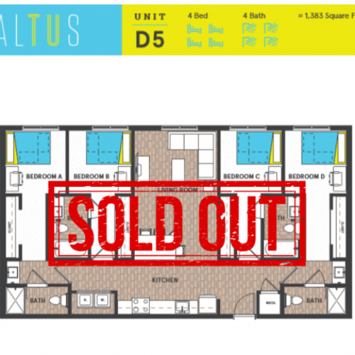 D5 - Sold Out