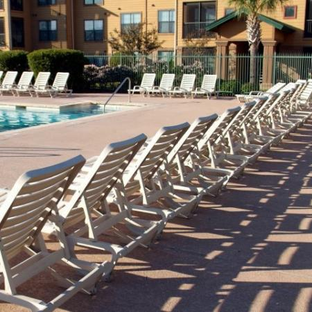 Get some sun at Texas AM off campus housing