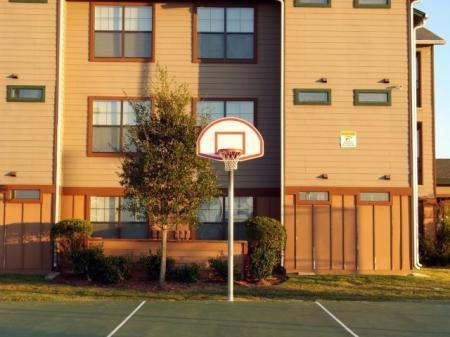 Play some ball at apartments near Texas AM