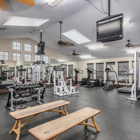 gym and workout near blinn and tamu