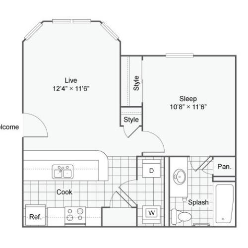 Floor Plan | Haven