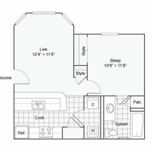 Floor Plan | Haven
