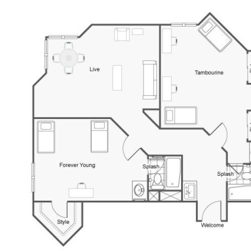 Dobie Twenty21 Student Spaces Private Dorms For Rent Austin TX 78705