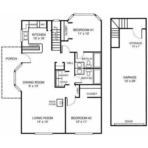 Evergreen Apartment Homes