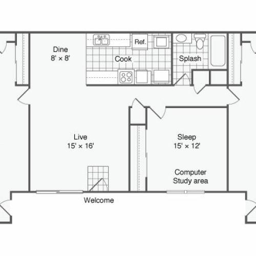 The Hendrix Apartment Homes