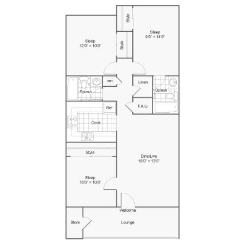 The District at Grand Terrace Apartment Homes