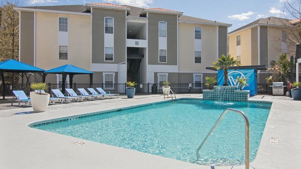 Luxury Student Housing Tallahassee | The Venetian Student Living