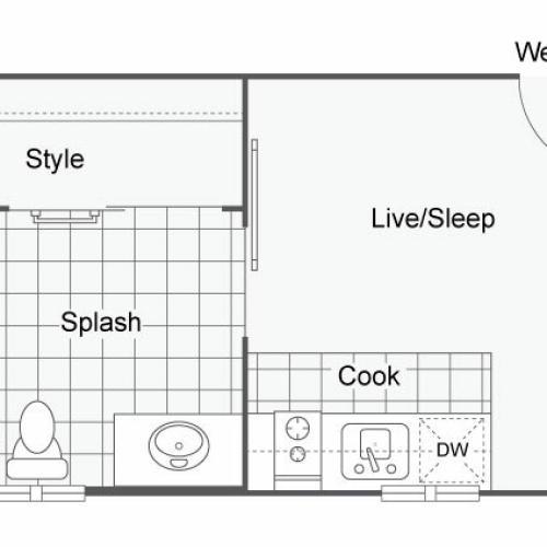 The Studios Luxury Micro-Apartments