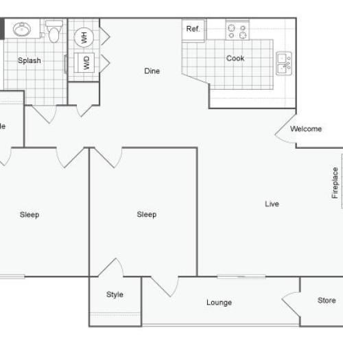 ReNew Diamond Valley Apartment Homes for Rent in Hemet CA 92543
