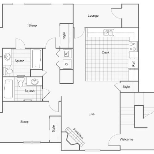 ReNew Atascadero Apartment Homes for Rent in Atascadero CA 93422