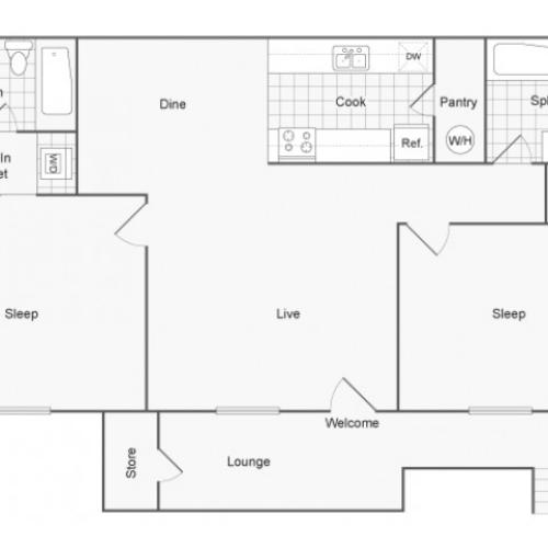 ReNew 3030 Apartment Homes for Rent in Mesa AZ 85204