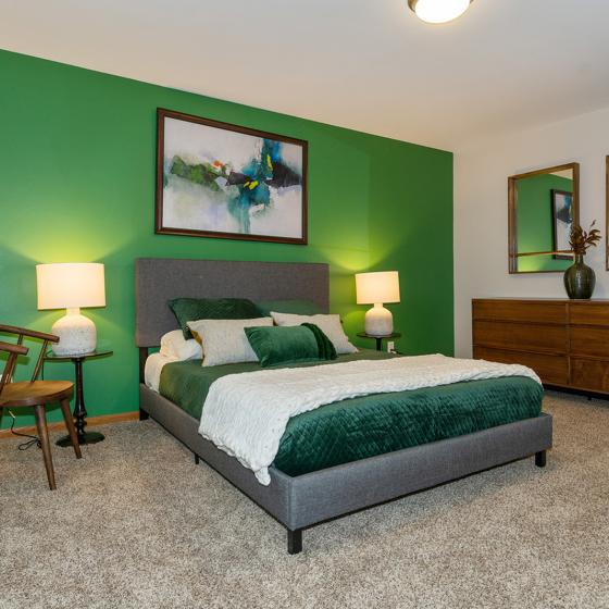 ReNew 78 West | Apartment Homes for Rent | Madison WI 53711 | Bedroom