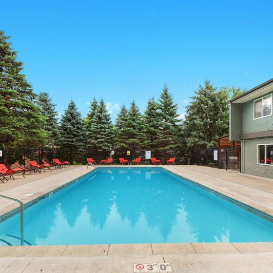 The Atwood at Eden Prairie Apartment Homes | Apartment Homes for Rent | Eden Prairie MN 55347 | Pool
