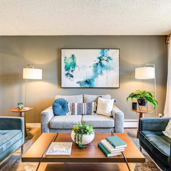 ReNew at Neill Lake Living Room