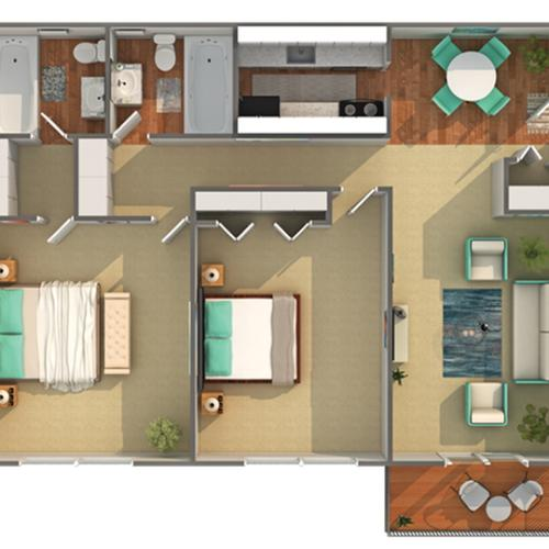 ReNew Madison | Floor Plan Images