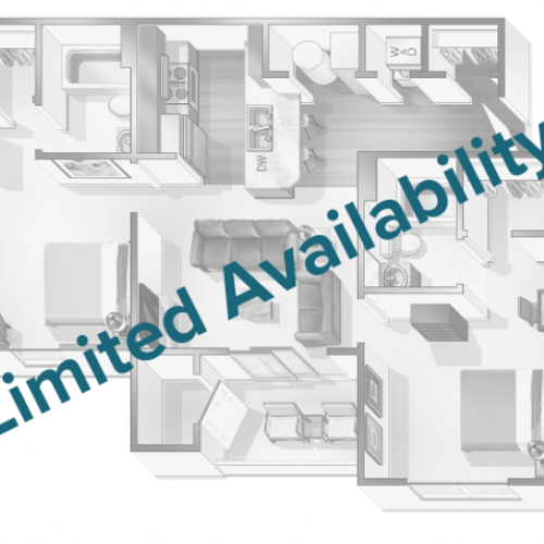 Limited Availability on Floor Plan