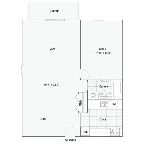 Floor Plan Images | Hampshire House