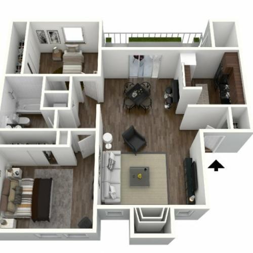 Bent Oaks Apartments