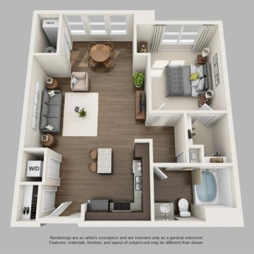 Floor Plan 7 | Infinity at Centerville Crossing