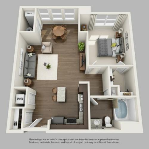 Floor Plan 7 | Infinity at Centerville Crossing