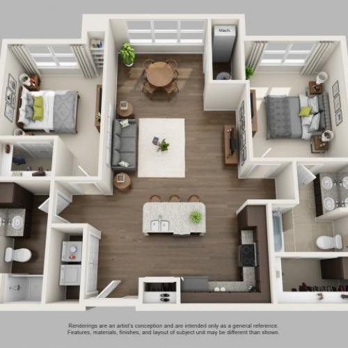 Floor Plan 8 | Infinity at Centerville Crossing