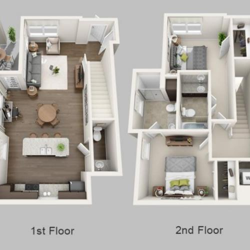 Floor Plan 9 | Infinity at Centerville Crossing