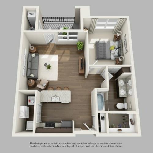 Floor Plan 5 | Infinity at Centerville Crossing
