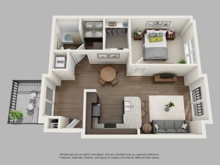 Floor Plan | Infinity at Centerville Crossing2