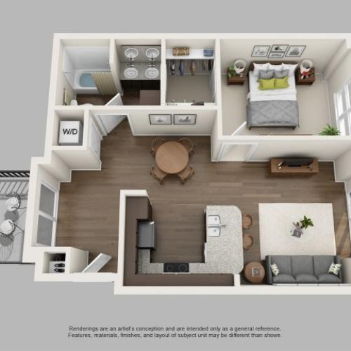 Floor Plan | Infinity at Centerville Crossing2