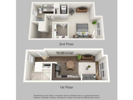 Floor Plan 10 | Infinity at Centerville Crossing