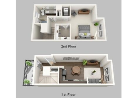 Floor Plan 11 | Infinity at Centerville Crossing