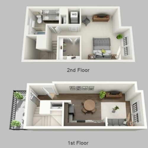 Floor Plan 11 | Infinity at Centerville Crossing