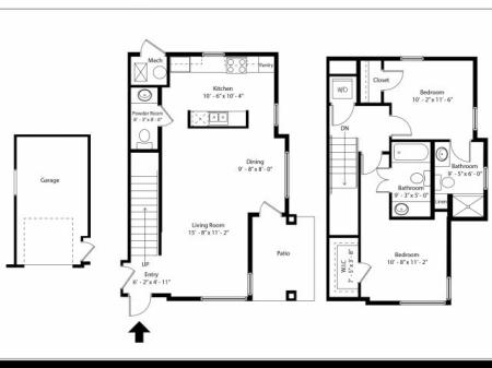 Floor Plan 9 | Infinity at Centerville Crossing