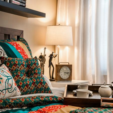 Elegant Bedroom | Infinity at Centerville Crossing