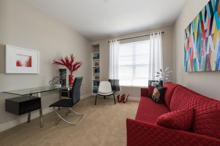 Luxurious Living Area   Infinity at Centerville Crossing