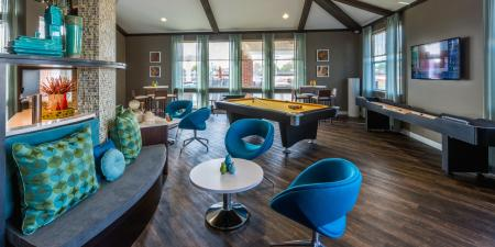Spacious Community Club House   Infinity at Centerville Crossing