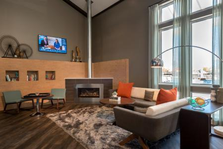 Spacious Resident Club House   Infinity at Centerville Crossing