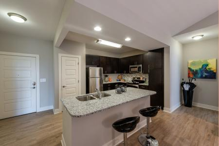 Spacious Kitchen   Infinity at Centerville Crossing