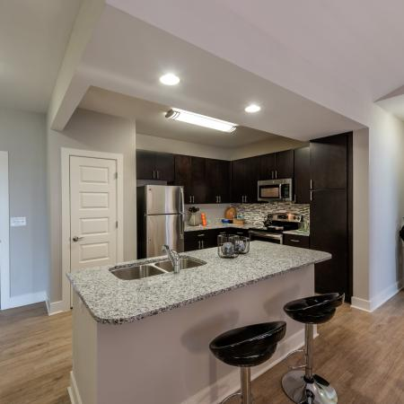 Spacious Kitchen | Infinity at Centerville Crossing