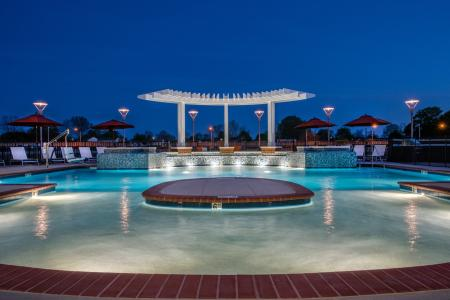 Refreshing Swimming Pool   Infinity at Centerville Crossing