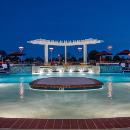 Refreshing Swimming Pool | Infinity at Centerville Crossing